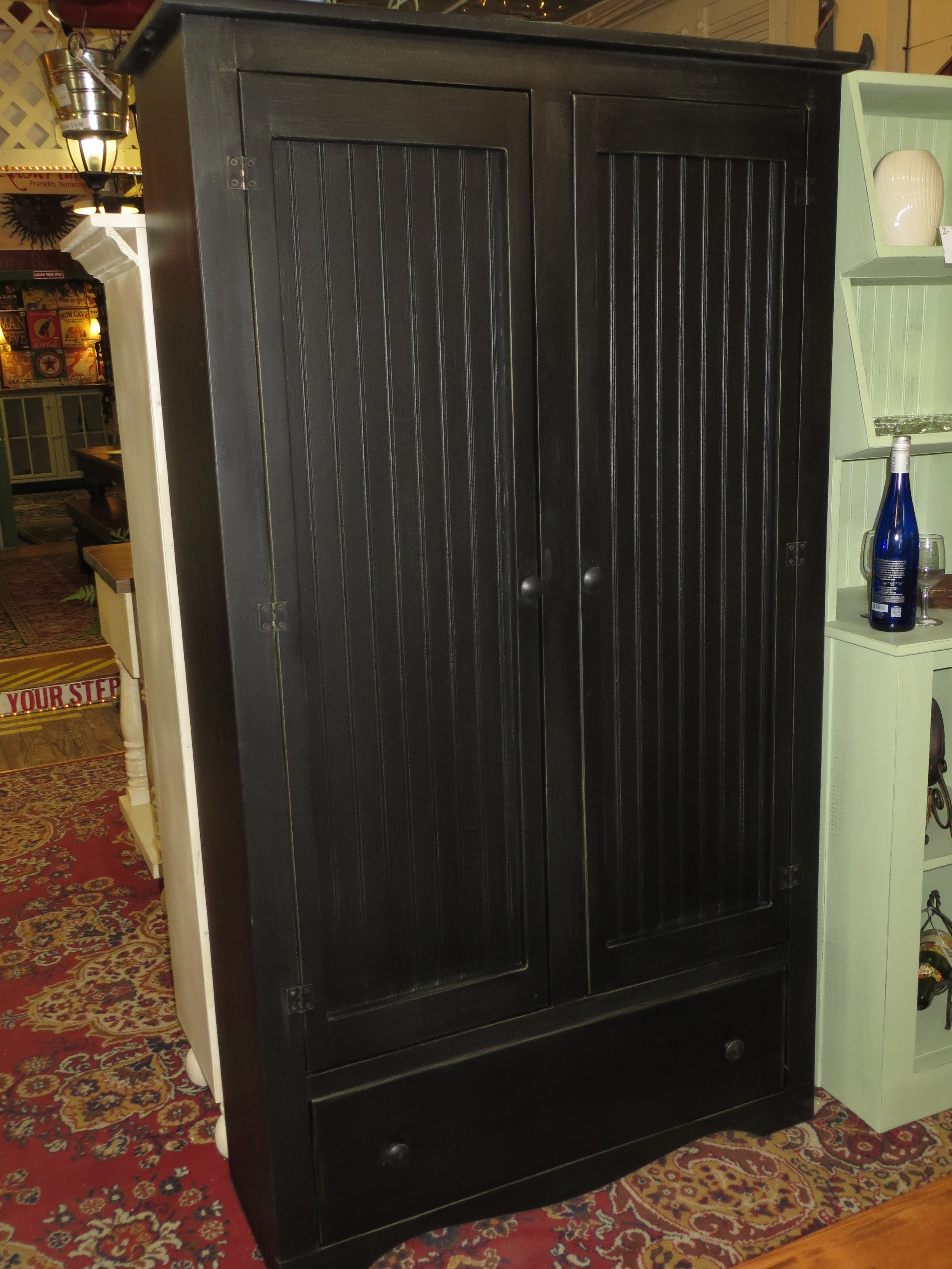 tall cabinets - shop rooster tails for an impressive